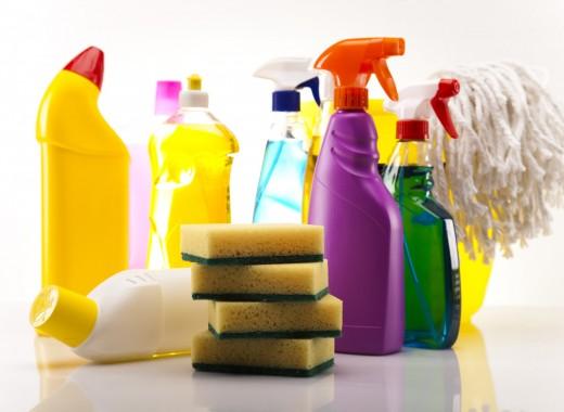 Limpieza y acondicionamiento